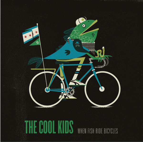 The Cook Kids : When Fish Ride Bicycles by MIKE DORNSEIF