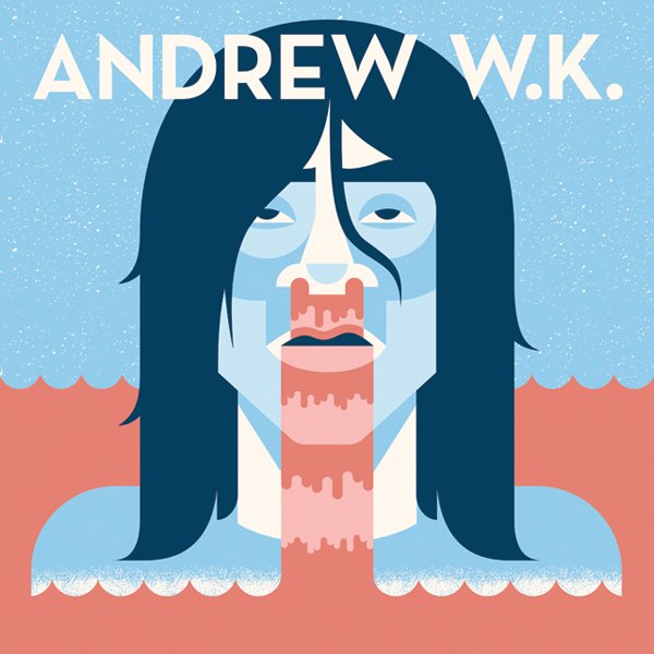 Andrew WK : I Get Wet by RYAN BRINKERHOFF