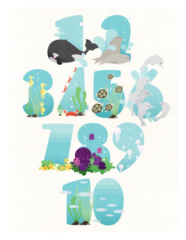 Kids Posters by Tatiana Arocha