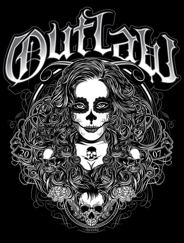 Muerte by Deni Dessastra