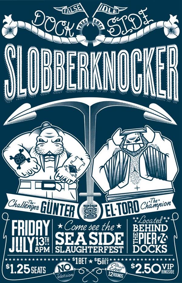Slobberknocker! by el toro