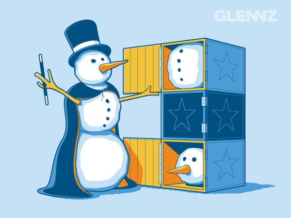 Illusionist by Glennz Tees