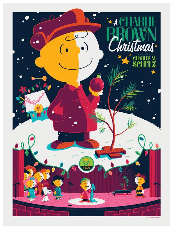 peanuts: charlie brown christmas variant