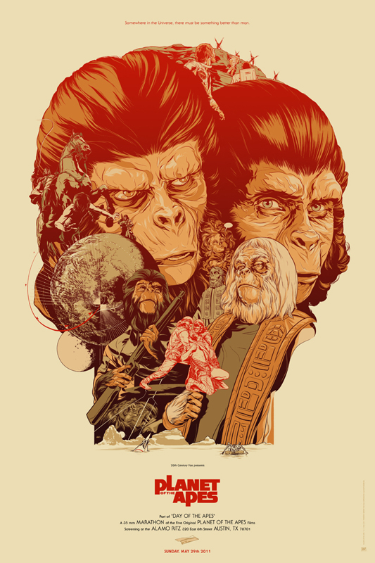 Beneath the Planet of the Apes by Ken Taylor