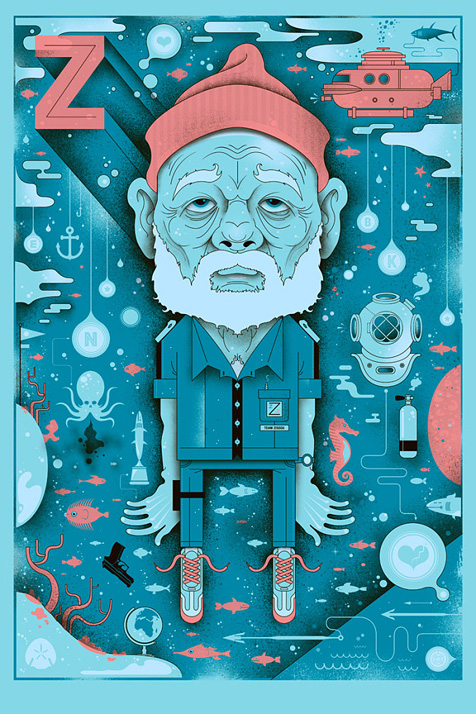 Zissou by Graham Erwin