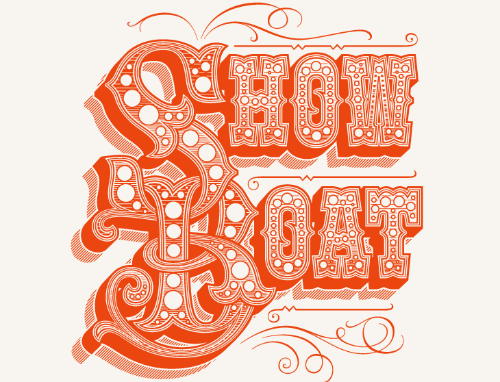 Show Boat by Okay Type