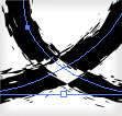 Fix Overlapping Custom Art Brush Strokes