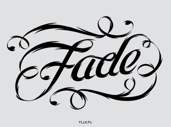 FADE LONDON by YLLV . Karol Gadzala