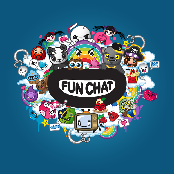 FunChat Round 2 by Rubens Cantuni, Dacosta! and Jared K. Nickerson
