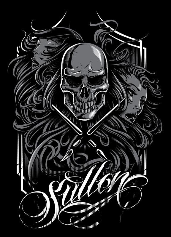 Sullen 1 by Dayne Henry Jr