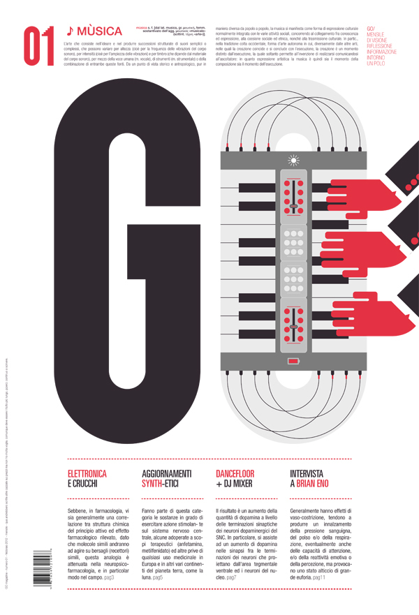 GO magazine by Ma7