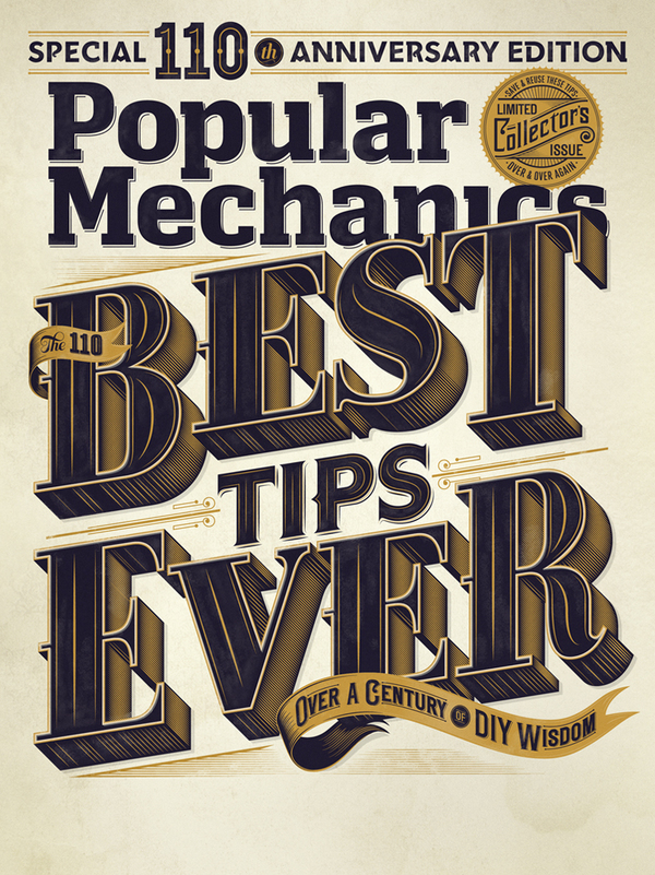 Popular Mechanics 110th Edition by Jordan Metcalf