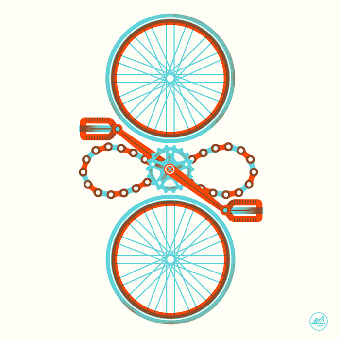 Cycle Cycle by Richard Perez