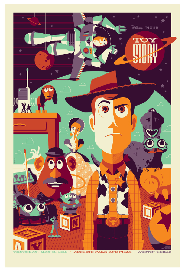 mondo: toy story by strongstuf