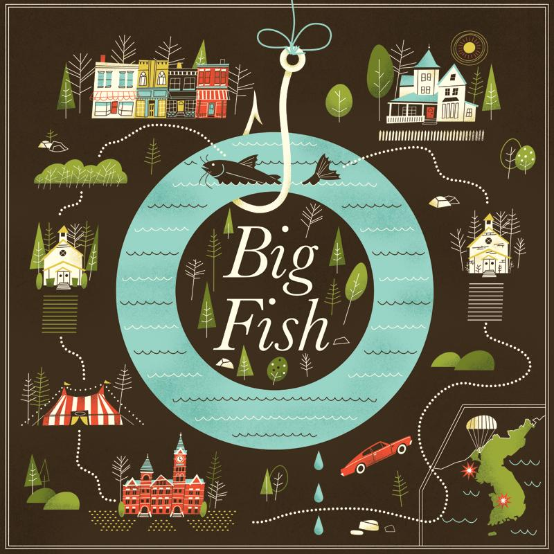 Big Fish by Brad Woodard