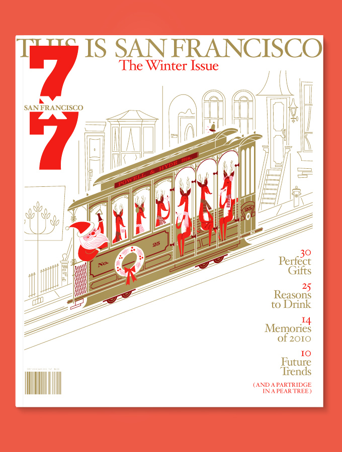 The Winter Issue 7x7 by Lab Partners