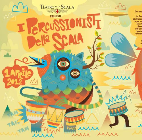I Percussionisti della Scala by Seb NIARK1 FERAUT