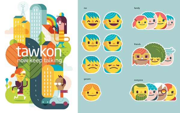 Tawkon by Loulou and Tummie