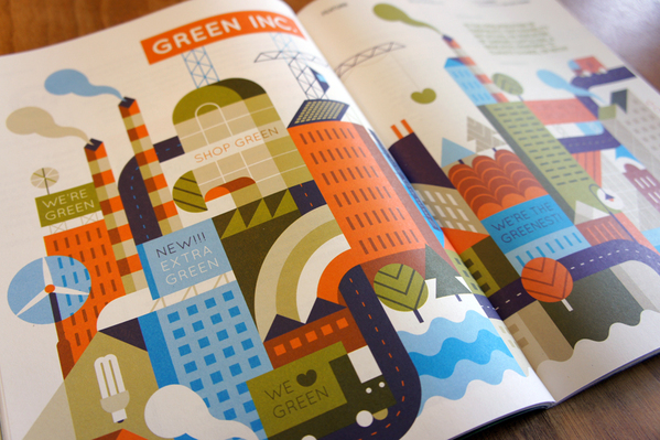GreenSource Magazine by Loulou and Tummie
