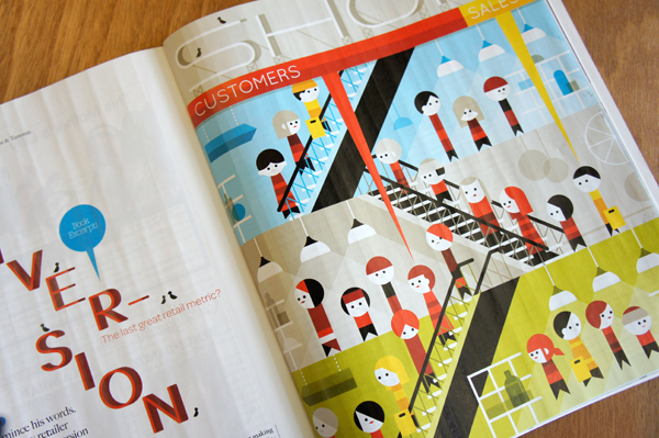 Retail Magazine by Loulou and Tummie