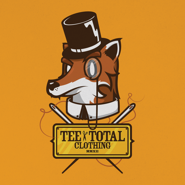 Tee Total Clothing Fox by j3concepts