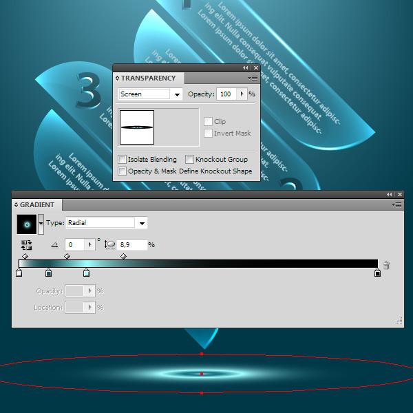 Infographic Tutorial infographic tutorial illustrator cs5 : How to Create Glass Infographics Vector Elements - Vectips