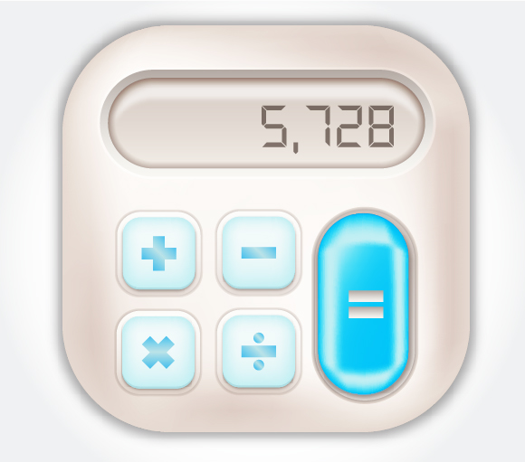 How To Create A Calculator Icon That Will Rock Your Next