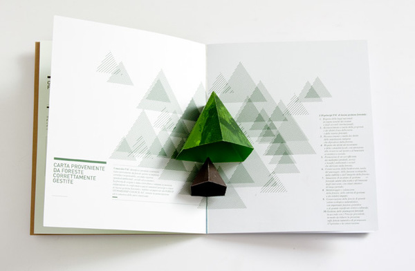 10 distinct brochures that will dare your designs to be for 3d brochure design