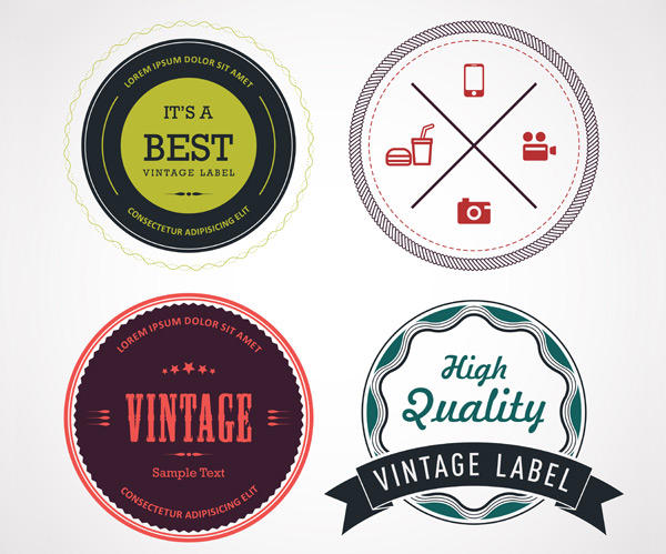 colored-vintage-labels