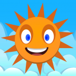 Create a Happy Sun in Adobe Illustrator