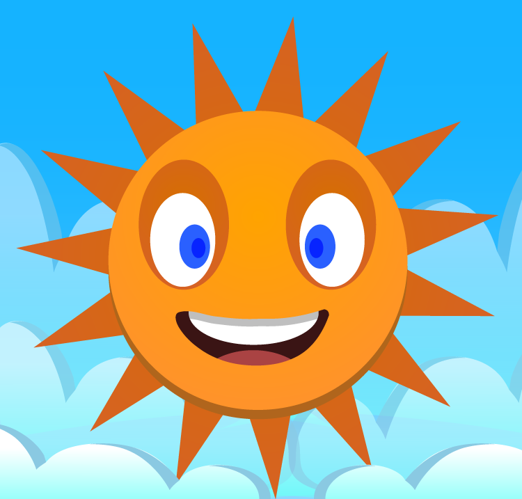 happy sun images reverse search