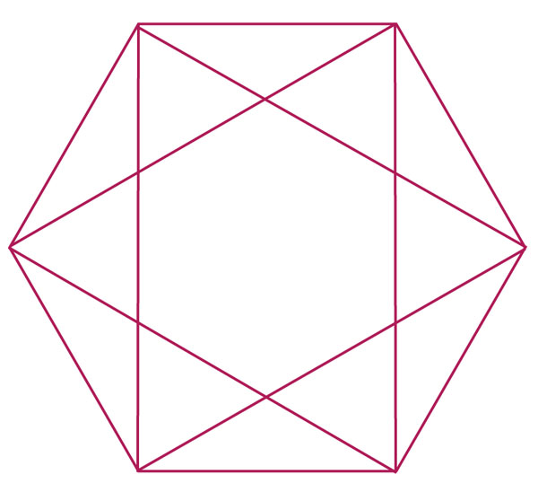 Drawing Lines Using Svg : Put a hex on your designs with this hexagon pattern vector