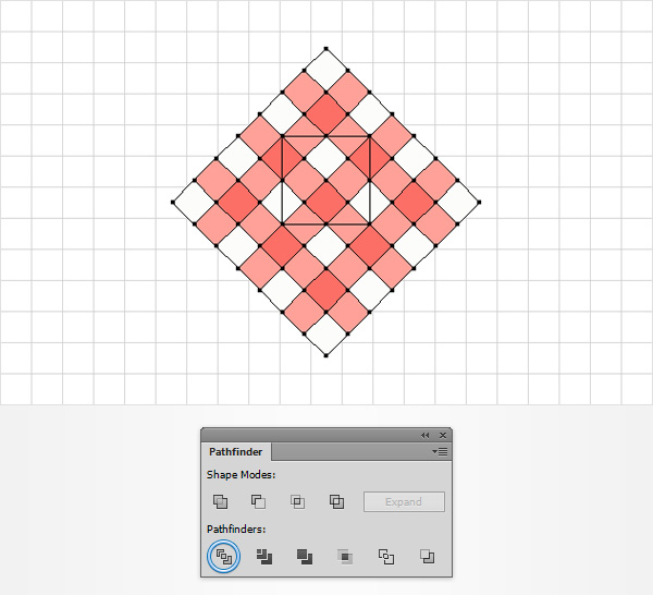 gingham pattern vector