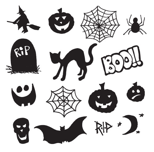 9 of the creepiest spookiest boo filled halloween vectors vectips rh vectips com halloween vector scary face halloween vector graphics