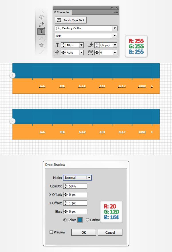 Easy Chart Vector