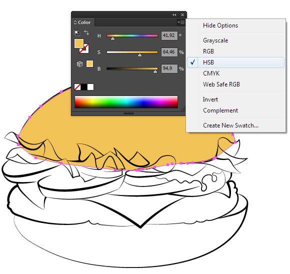 cartoon style vector