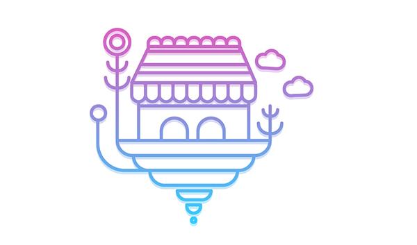 building vector icon tutorial