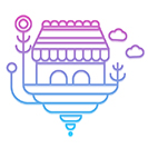 6 Quick Steps to Creating a Fantasy Building Vector Icon