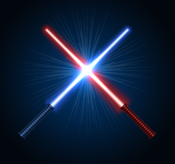 lightsaber vector final image