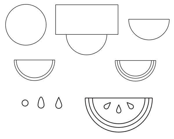 How To Create A Simple Shape Fruit Vector Design Vectips