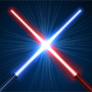 Create Lightsaber Vectors in Adobe Illustrator