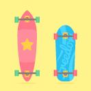 10 Steps to Create Flat Longboards in Adobe Illustrator