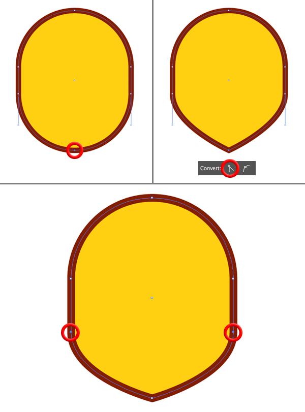 honey bee logo tutorial