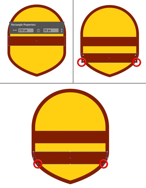 honey bee logo how-to