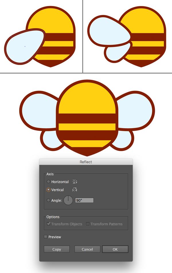 bee illustrator tutorial