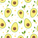 Design a Seamless Pattern with Fresh Avocado in Adobe Illustrator