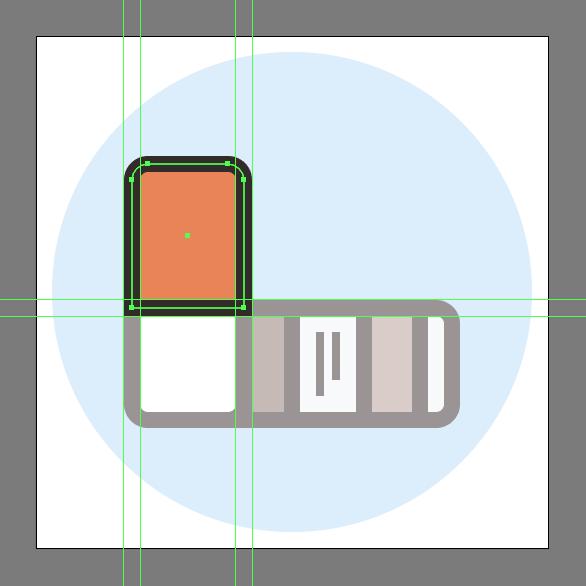 vertical book shape