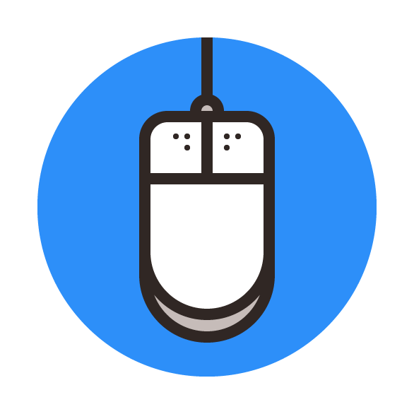 Mouse icon final image