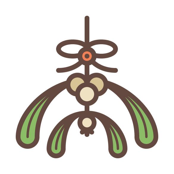 mistletoe icon final image