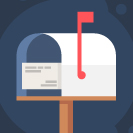 Create a Mailbox Icon in 10 Simple Steps in Adobe Illustrator - Vectips